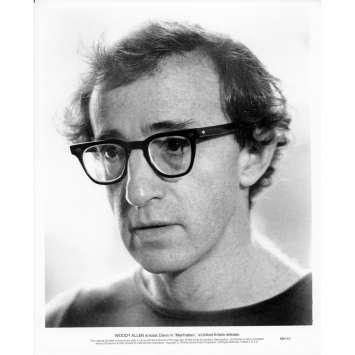 MANHATTAN Photo de presse N10 20x25 cm - 1979 - Diane Keaton, Woody Allen