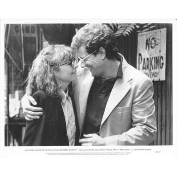 MANHATTAN Photo de presse N07 20x25 cm - 1979 - Diane Keaton, Woody Allen