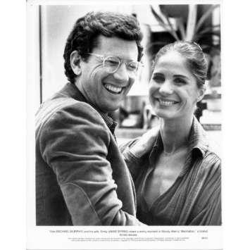 MANHATTAN Photo de presse N03 20x25 cm - 1979 - Diane Keaton, Woody Allen