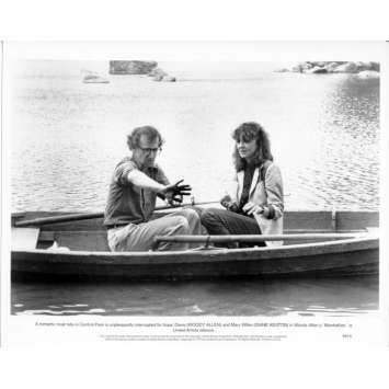 MANHATTAN Photo de presse N02 20x25 cm - 1979 - Diane Keaton, Woody Allen