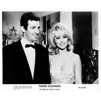 TENDER SCOUNDREL Movie Still N04 8x10 in. - 1966 - Jean Becker, Jean-Paul Belmondo