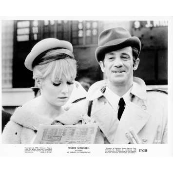 TENDRE VOYOU Photo de presse N03 20x25 cm - 1966 - Jean-Paul Belmondo, Jean Becker