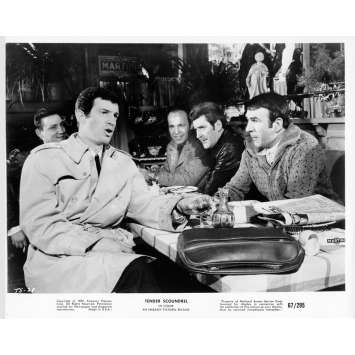 TENDRE VOYOU Photo de presse N02 20x25 cm - 1966 - Jean-Paul Belmondo, Jean Becker