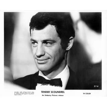 TENDER SCOUNDREL Movie Still N01 8x10 in. - 1966 - Jean Becker, Jean-Paul Belmondo