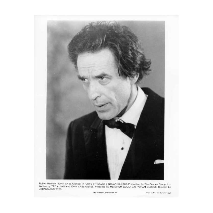TORRENTS D'AMOUR Photo de presse 20x25 cm - 1984 - Gena Rowlands, John Cassavetes