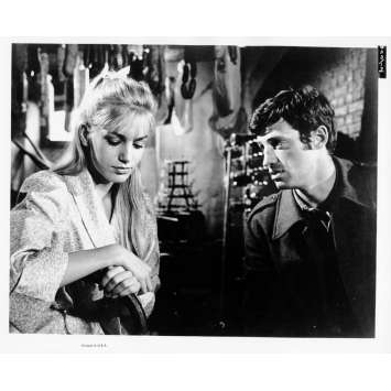 WEEK-END A ZUYDCOOTE Photo de presse N07 20x25 cm - 1964 - Jean-Paul Belmondo, Henri Verneuil