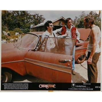 CHRISTINE Photo de film N06 20x25 cm - 1983 - Keith Gordon, John Carpenter
