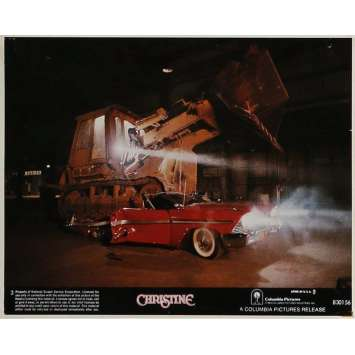 CHRISTINE Photo de film N03 20x25 cm - 1983 - Keith Gordon, John Carpenter