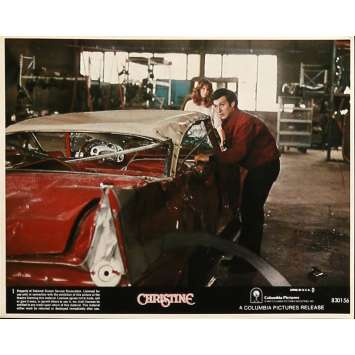 CHRISTINE Photo de film N01 20x25 cm - 1983 - Keith Gordon, John Carpenter