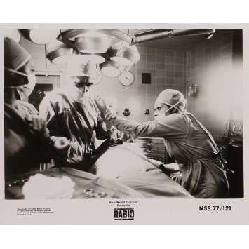 RABID US Still N4 8x10 - 1977 - David Cronenberg, Marilyn Chambers