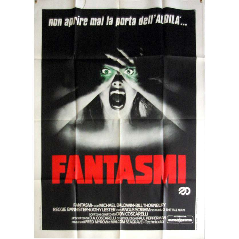 PHANTASM Affiche de film 100x140 - 1979 - Don Coscarelli
