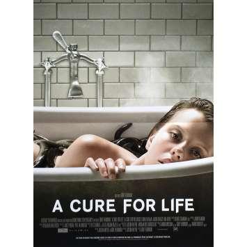 A CURE FOR LIFE Affiche de film 40x60 cm - 2017 - Jason Isaacs, Gore Verbinski