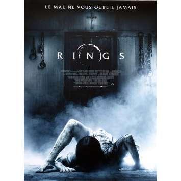 RINGS Affiche de film 40x60 cm - 2017 - Vincent D'Onofrio, F. Javier Gutiérrez