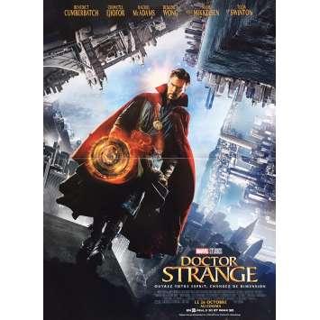 DOCTOR STRANGE Affiche de film 40x60 cm - Def. 2016 - Benedict Cumberbatch, Scott Derrickson
