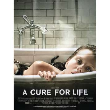 A CURE FOR WELLNESS Movie Poster 47x63 in. - 2017 - Gore Verbinski, Jason Isaacs