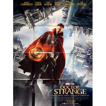 DOCTOR STRANGE Movie Poster 47x63 in. - Def. 2016 - Scott Derrickson, Benedict Cumberbatch