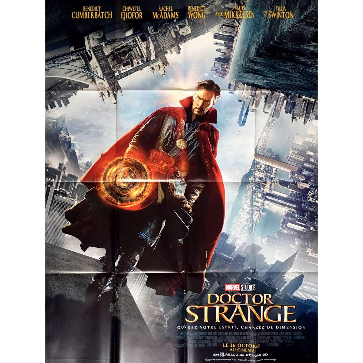 Doctor Strange Movie Poster 47x63 In