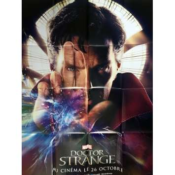 DOCTOR STRANGE Affiche de film 120x160 cm - Prev. 2016 - Benedict Cumberbatch, Scott Derrickson