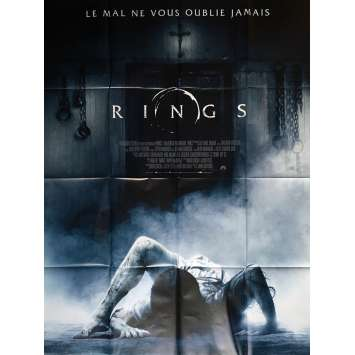 RINGS Affiche de film 120x160 cm - 2017 - Vincent D'Onofrio, F. Javier Gutiérrez