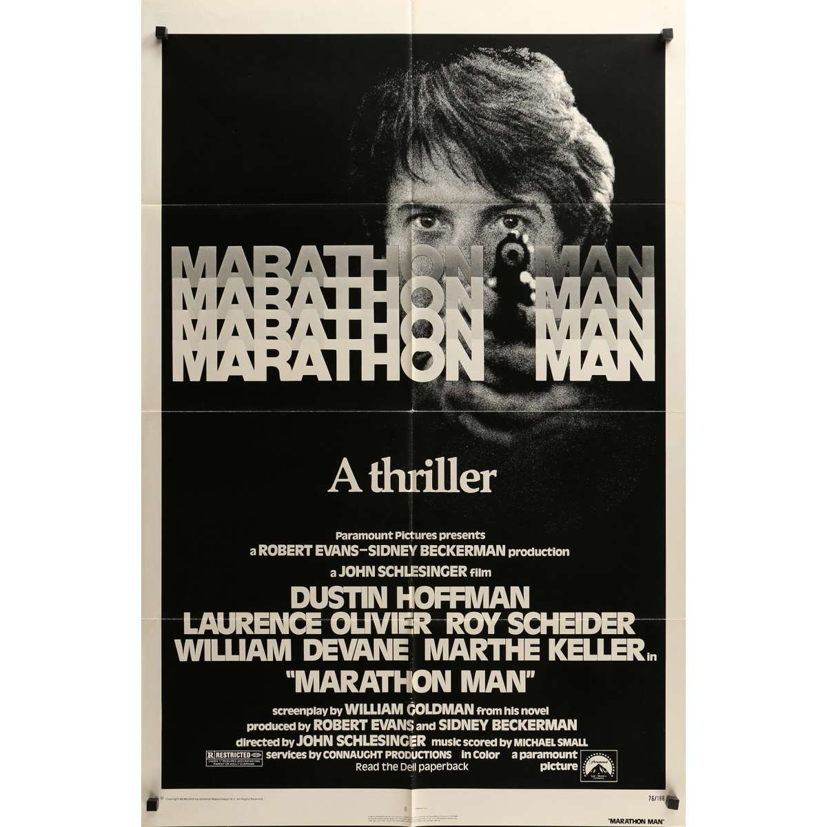 Marathon man movie poster 29x41 in marathon man movie poster 29x41 in 1976 john schlesinger dustin hoffman thecheapjerseys Images