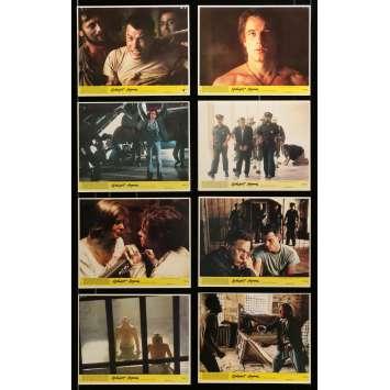 MIDNIGHT EXPRESS Lobby Cards 8x10 in. - 1978 - Alan Parker, Brad Davis