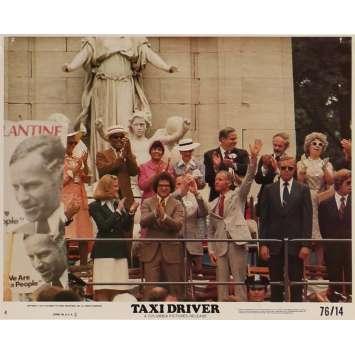 TAXI DRIVER Lobby Card 8x10 in. - N04 1976 - Martin Scorsese, Robert de Niro
