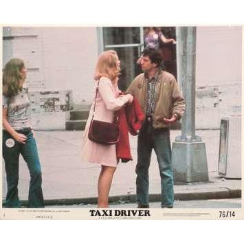 TAXI DRIVER Lobby Card 8x10 in. - N03 1976 - Martin Scorsese, Robert de Niro