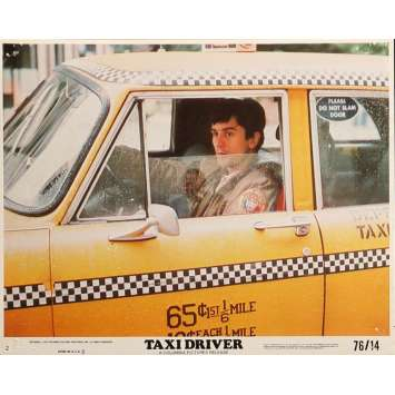 TAXI DRIVER Photo de film 20x25 cm - N02 1976 - Robert de Niro, Martin Scorsese