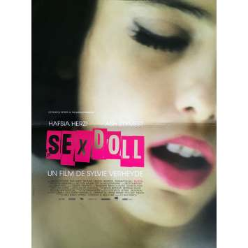 SEX DOLL Movie Poster 15x21 in. - 2016 - Sylvie Verheyde, Hafsia Herzi