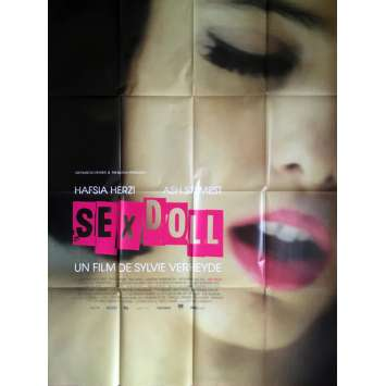 SEX DOLL Movie Poster 47x63 in. - 2016 - Sylvie Verheyde, Hafsia Herzi