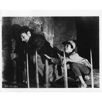 INDIANA JONES ET LE TEMPLE MAUDIT Photo 6 20x25 - 1984 - Harrison Ford, Steven Spielberg