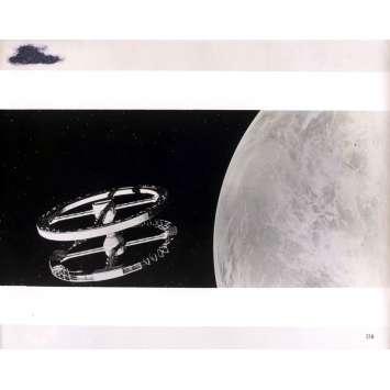 2001 A SPACE ODYSSEY Movie Still 8x10 in. - N23 1968 - Stanley Kubrick, Keir Dullea