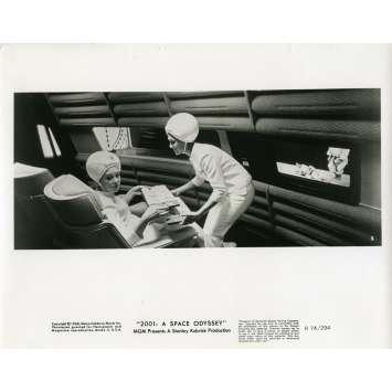 2001 L'ODYSSEE DE L'ESPACE Photo de presse 20x25 cm - N20 1968 - Keir Dullea, Stanley Kubrick