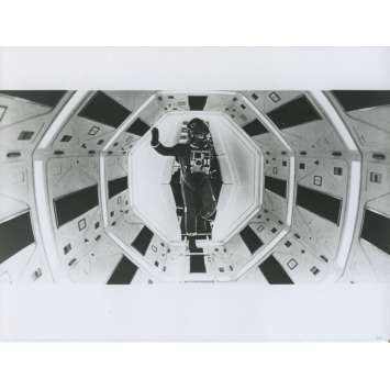 2001 A SPACE ODYSSEY Movie Still 7x9 1/2 in. - N02 1968 - Stanley Kubrick, Keir Dullea