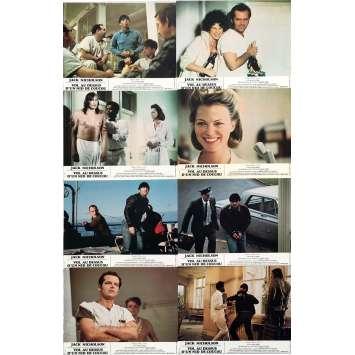VOL AU DESSUS D'UN NID DE COUCOU Photos de film 21x30 cm - x8 1975 - Jack Nicholson, Milos Forman