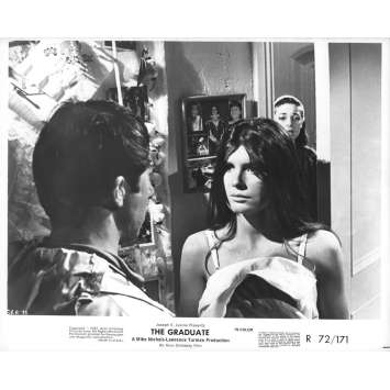 LE LAUREAT Photo de presse 20x25 cm - R1972 - Dustin Hoffman, Mike Nichols