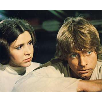 STAR WARS - LA GUERRE DES ETOILES Photo du film 1 DeLuxe - 1977 - Harrison Ford