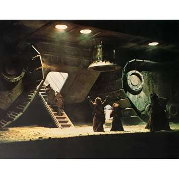 STAR WARS - LA GUERRE DES ETOILES Photo de film 28x36 cm - N01 1977 - Harrison Ford, George Lucas