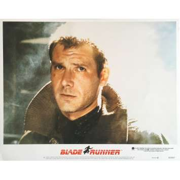 BLADE RUNNER Photo de film 28x36 cm - N03 1982 - Harrison Ford, Ridley Scott