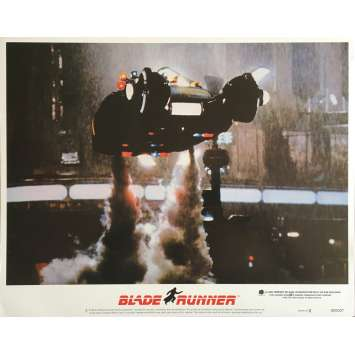 BLADE RUNNER Photo de film 28x36 cm - N02 1982 - Harrison Ford, Ridley Scott