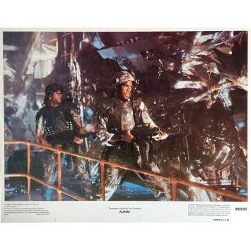 ALIENS Lobby Card 11x14 in. - N03 1986 - James Cameron, Sigourney Weaver