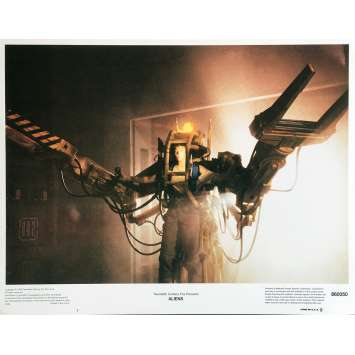 ALIENS Lobby Card 11x14 in. - N01 1986 - James Cameron, Sigourney Weaver
