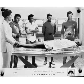 STAR TREK Movie Still 8x10 in. - N05 1979 - Robert Wise, William Shatner