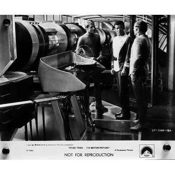 STAR TREK Movie Still 8x10 in. - N04 1979 - Robert Wise, William Shatner