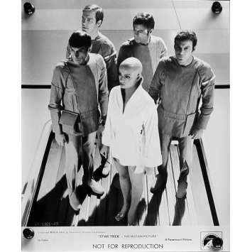 STAR TREK Photo de presse 20x25 cm - N01 1979 - William Shatner, Robert Wise