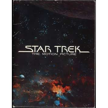 STAR TREK Presskit 8x10 in. - 1979 - Robert Wise, William Shatner