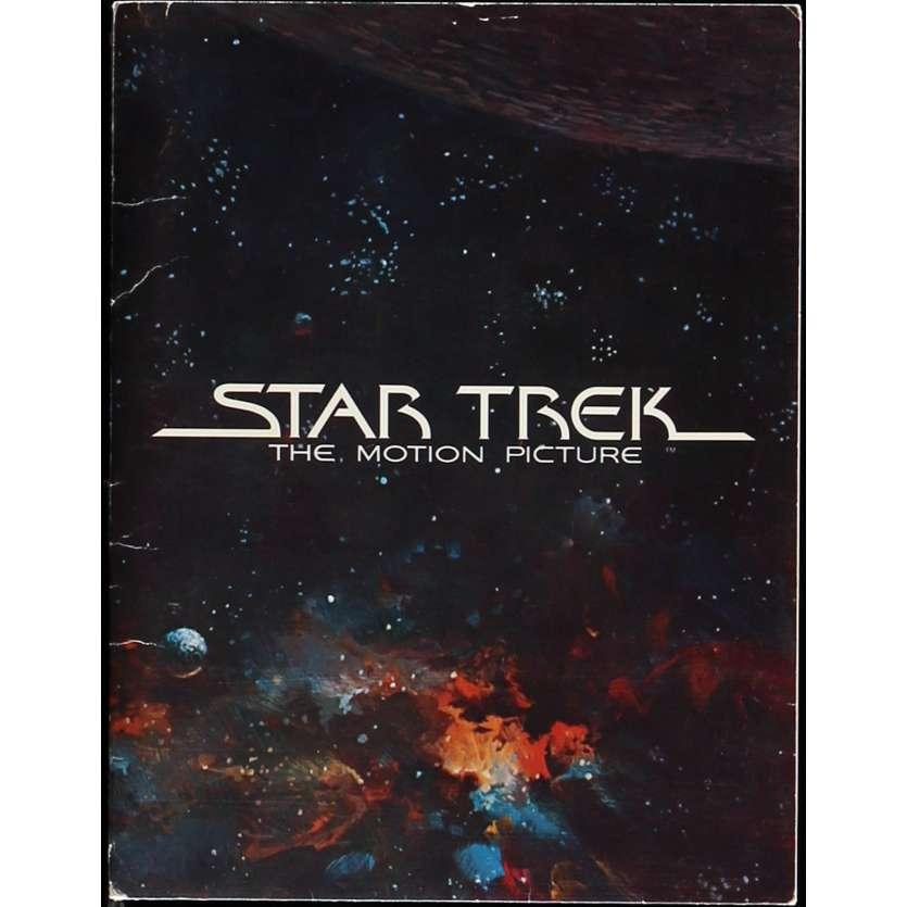 STAR TREK Presskit 8x10 in. - 1979 - Robert Wise, William Shatner