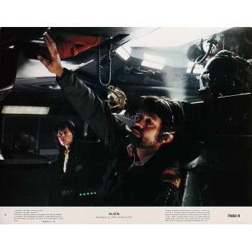 ALIEN 11x14 Lobby Card '79 Ridley Scott LC N8