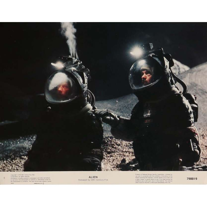 ALIEN Photo du film 28x36 US '79 Ridley Scott LC N5