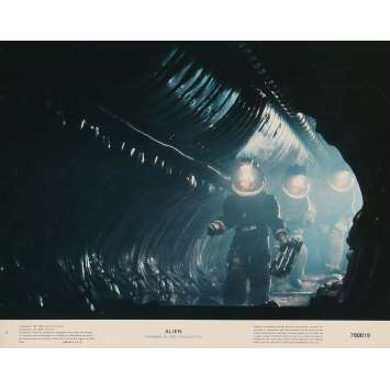 ALIEN Photo du film 28x36 US '79 Ridley Scott LC N3